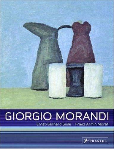 Giorgio Morandi: Paintings, Watercolours, Drawings, Etchings ☆☆☆☆・